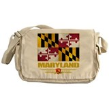 Maryland Pride Messenger Bag