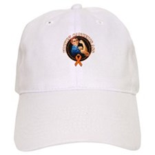 Kickin' Kidney Cancer's Ass Baseball Cap