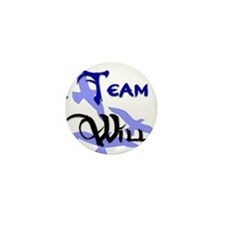 Team Will Mini Button (10 pack)