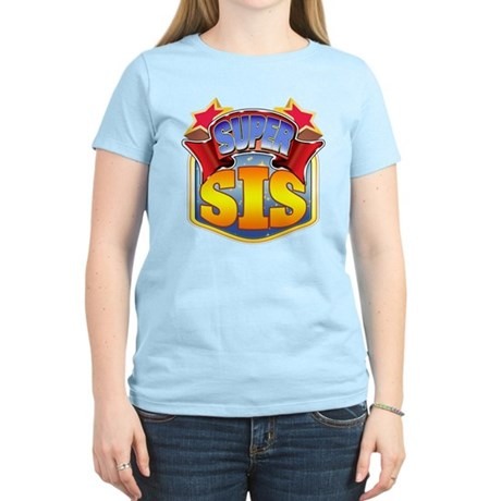 Super Sis Women's Light T-Shirt