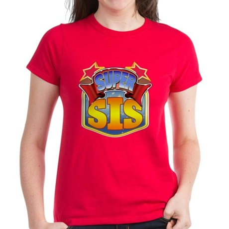 Super Sis Women's Dark T-Shirt