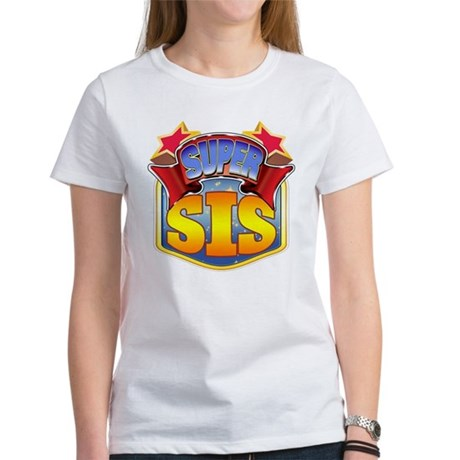 Super Sis Women's T-Shirt