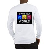 Change your World Long Sleeve T-Shirt