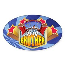 Super Big Brother Decal