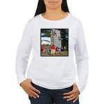God's Challenge Women's Long Sleeve T-Shirt