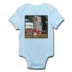 God's Challenge Infant Bodysuit