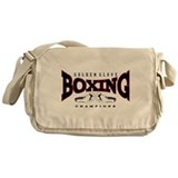 Boxing Messenger Bags