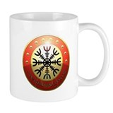 aegishjalmur shield Coffee Mug