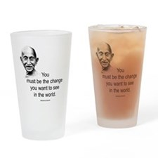 Martin Luther King, Jr. Drinking Glass