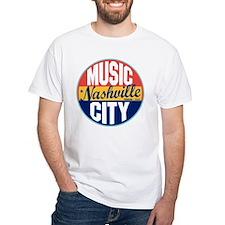 Nashville Vintage Label Shirt