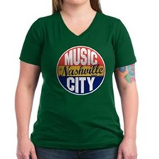Nashville Vintage Label Shirt
