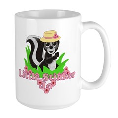 Little Stinker Jo Large Mug