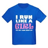 'I Run Like a Girl' T