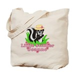 Little Stinker Joanne Tote Bag
