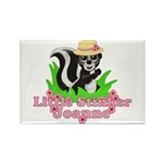 Little Stinker Joanne Rectangle Magnet (100 pack)