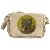 Chipmunk Messenger Bag