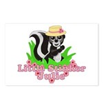 Little Stinker Julie Postcards (Package of 8)