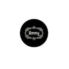 """""""Celtic Knots Ammy"""" Mini Button (100 pack)"""