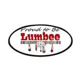 Proud to be Lumbee Patches
