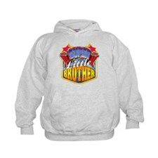 Super Little Brother Hoodie