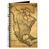 North America 1849 Journal