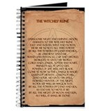 The Witches' Rune Journal