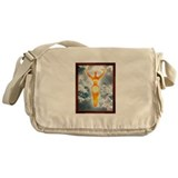 Goddess Messenger Bag