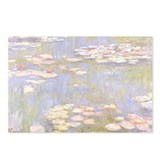 MONET Water Lilies 1916 brite Postcards (8 Pk)