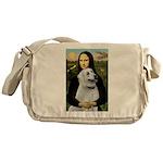 MonaLis-Anatolian Shep1 Messenger Bag
