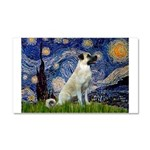 Starry-AnatolianShep 2 Car Magnet 20 x 12