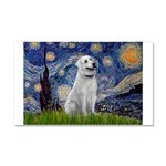 Starry-AnatolianShep1 Car Magnet 20 x 12