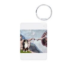 Creation - Australian Shep2 Keychains