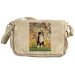 Spring - Tri Aussie 2 Messenger Bag