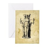 Hecate Greeting Cards (Pk of 20)