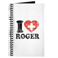 I Heart Roger Grunge Journal
