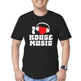 I Love House Music T