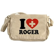 Love Roger Messenger Bag