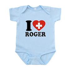 Love Roger Infant Bodysuit