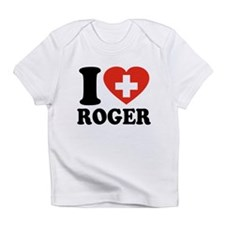 Love Roger Infant T-Shirt