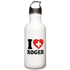 Love Roger Sports Water Bottle