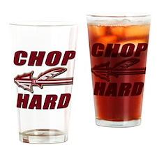 Cute Florida state seminoles Drinking Glass