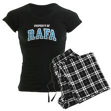 Property of Rafa Pajamas