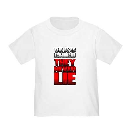 The Eyes Never Lie Toddler T-Shirt