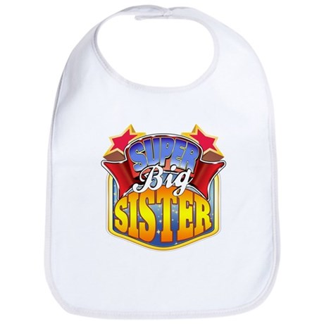 Super Big Sister Bib