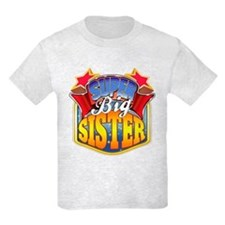 Super Big Sister T-Shirt