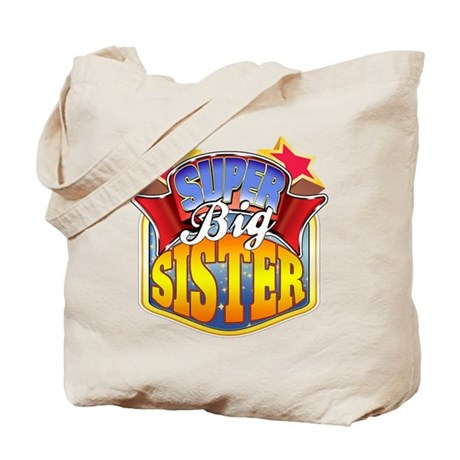 Super Big Sister Tote Bag