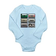Cassette Tapes Onesie Romper Suit