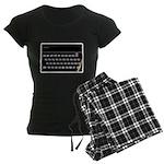 Sinclair ZX Spectrum Women's Dark Pajamas