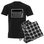 Sinclair ZX Spectrum Men's Dark Pajamas
