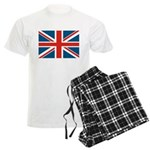 British Flag Men's Light Pajamas